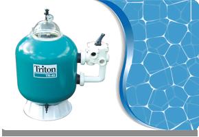 Filtre à sable Triton TR & CLEAR PRO
