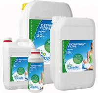 Nettoyage filtres piscine