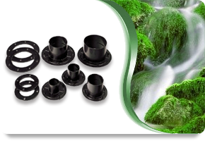 Pièces de filtration bassins