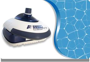 Robots hydrauliques aspirateur