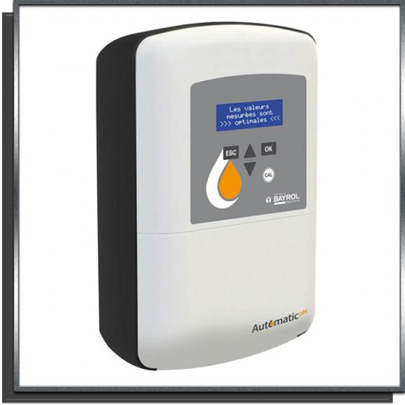 Régulation pH Automatic Bayrol
