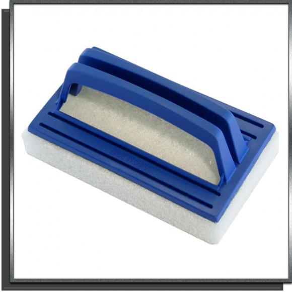 Brosse de nettoyage éponge pour mur piscines