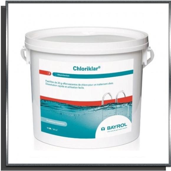 Chloriklar Bayrol 5kg