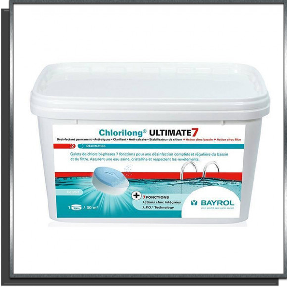 Chlorilong Ultimate 7 4.8kg Bayrol