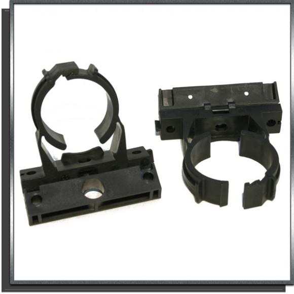 Colliers à clip pour tuyaux souples et rigides Ø47-51