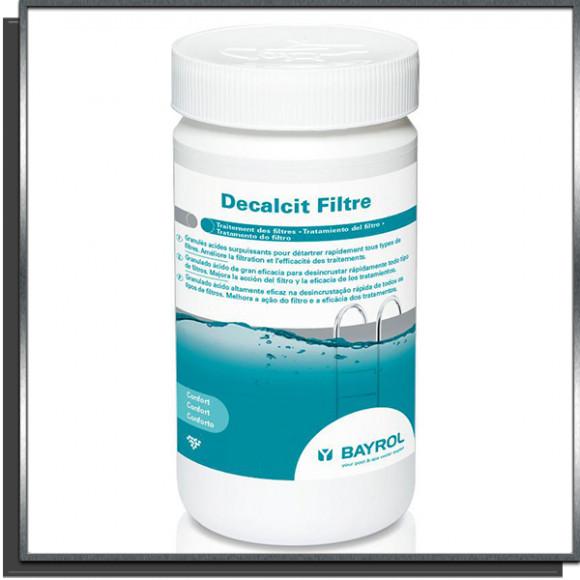 Decalcit Filtre Bayrol 1kg