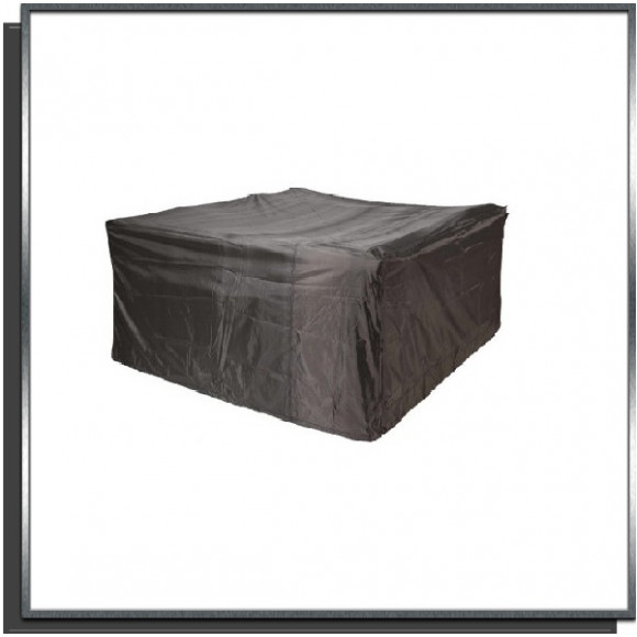 Housse de protection de spa 240 x 240 x 85cm