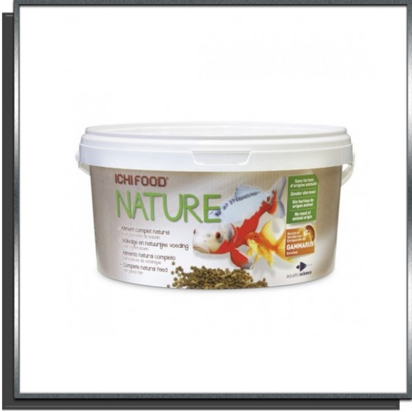 Ichi Food Nature mini 2-3mm 1Kg