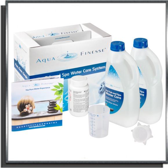 Pack AquaFinesse traitement spa naturel tout en un