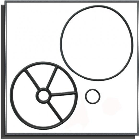 """Kit de joints vanne multivoies 2"""" Baïonette 4404121803 ASTRAL"""