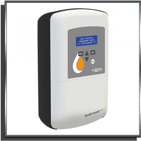 Régulateur pH/chlore Automatic Bayrol