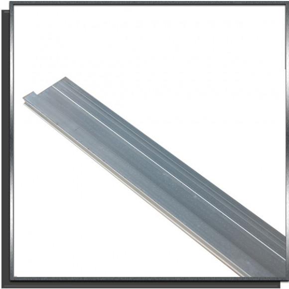 Rail Hung horizontal 2m en aluminium spécial béton