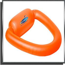 2 sièges Pool Pod gonflable flottant