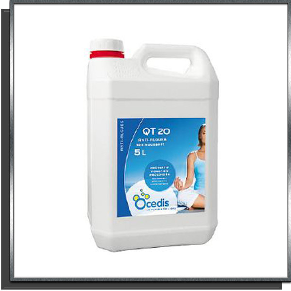 Anti algue liquide QT 20 5L