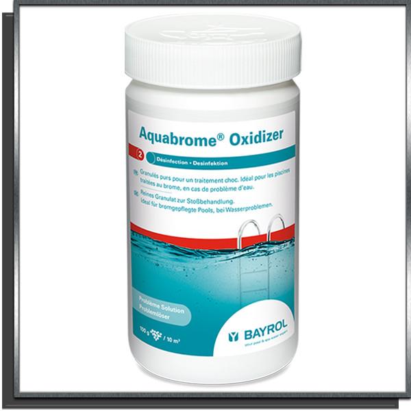 Aquabrome Oxidizer Bayrol 1.25kg