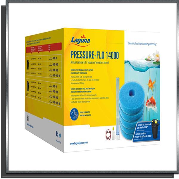 Set de rechange PT1613 pour filtre Pressure-Flo 14000