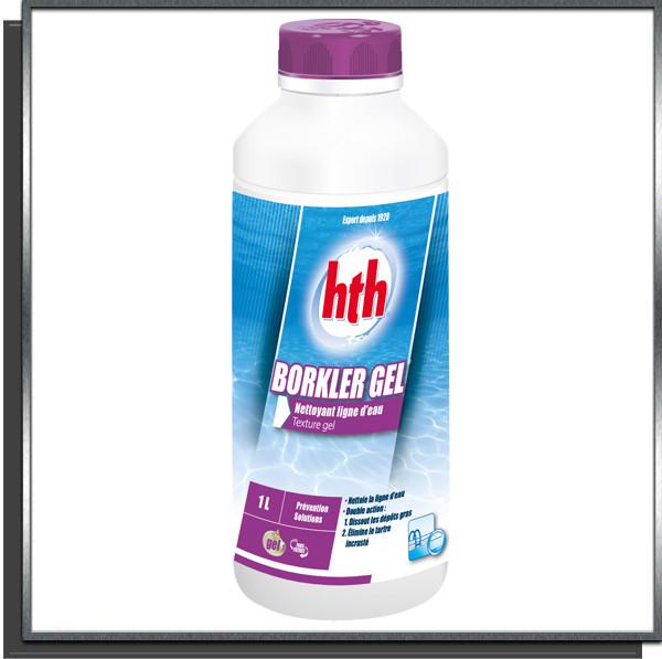 Borkler gel HTH 1L