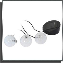 Mini-boules flottantes solaires