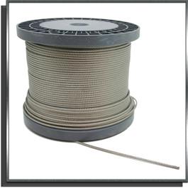 Câble inox Ø 4mm