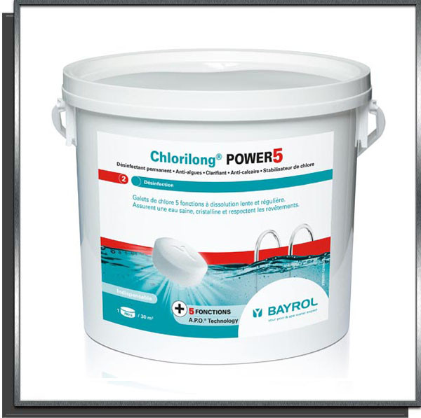 Chlorilong Power 5 Bayrol 5Kg