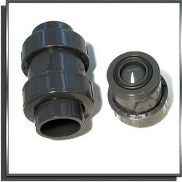 Clapet anti-retour pvc pression Ø63