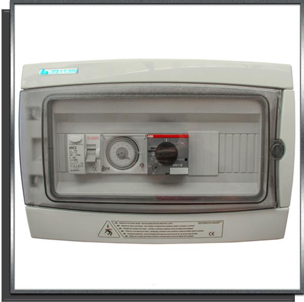 Coffret électrique piscine projecteur LED 50W PA-305 ID avec différentiel 30mA