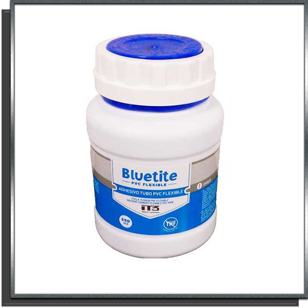 Colle bleue Pvc flexible pot 250ml