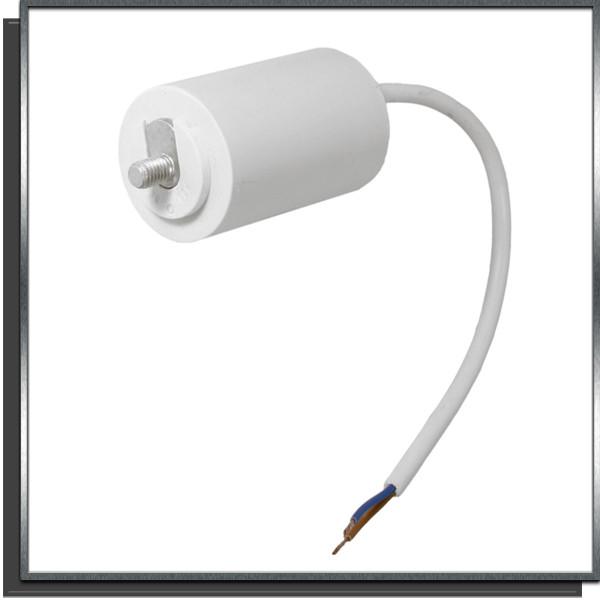 Condensateur permanent 30 µF à fils