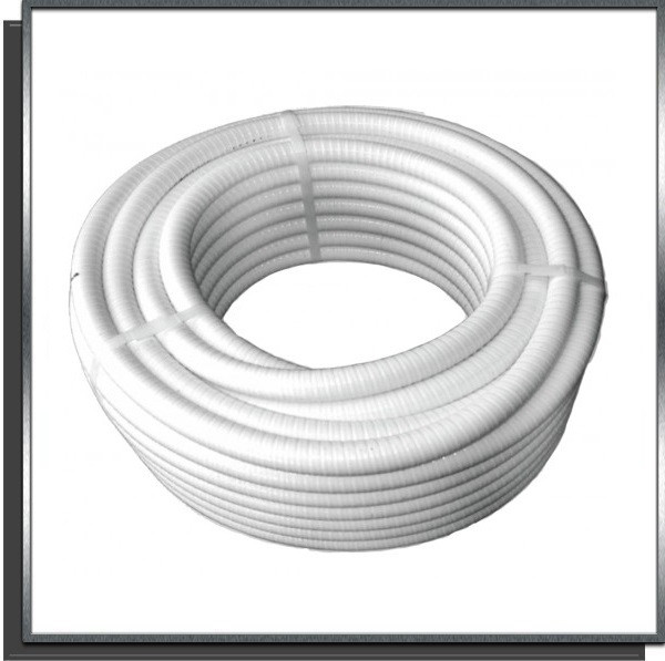 Tuyau PVC pression souple spécial chlore Ø63 couronne de 50ML