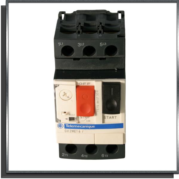 Disjoncteur TeSys GV2 ME07 1 6-2 5A
