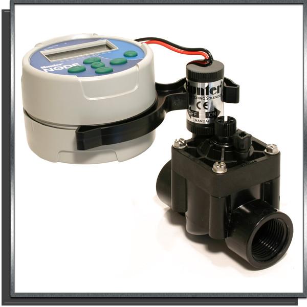 Vanne programmable Hunter 9V NODE 100
