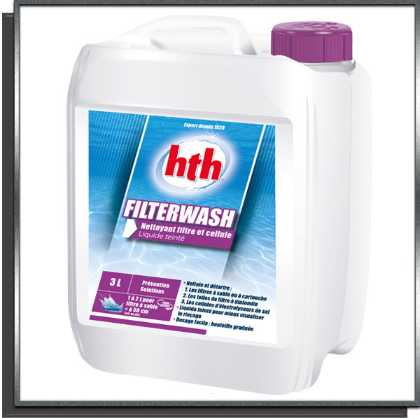 Filterwash HTH 3L