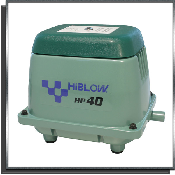 Hiblow HP-40 pompe aération pour bassin Aquatic Science