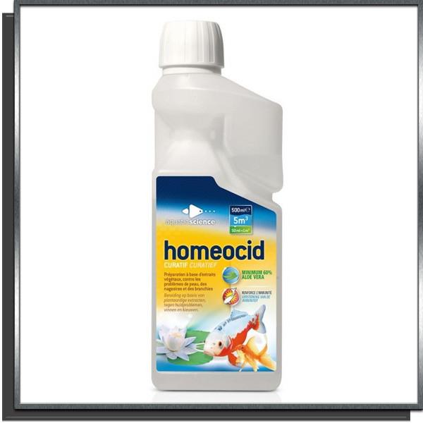 Homeocid 5000 curatif
