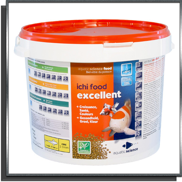 Ichi Food Excellent mini 2-3mm 2kg