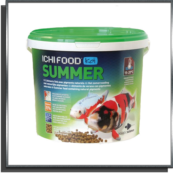Ichi Food Summer médium 4-5mm 2kg