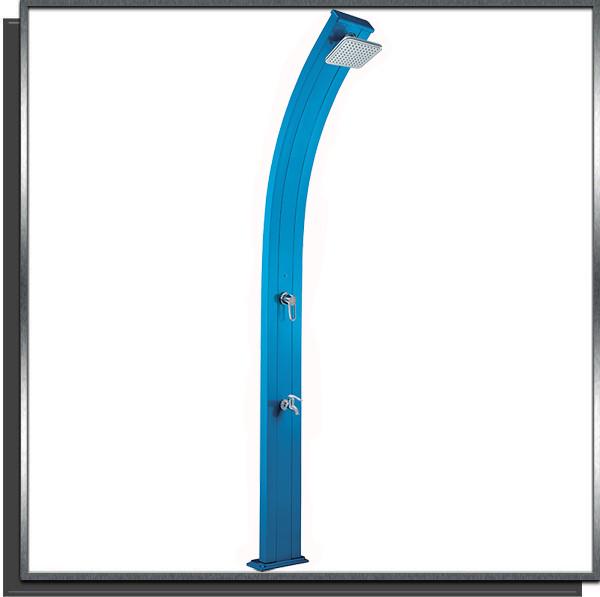 Douche solaire Spring Bleu 30L