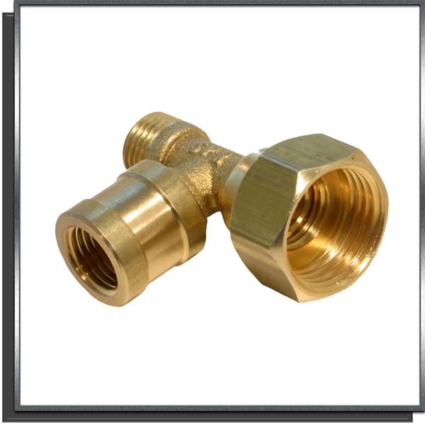 Kit connexion laiton cuve contacteur et mano