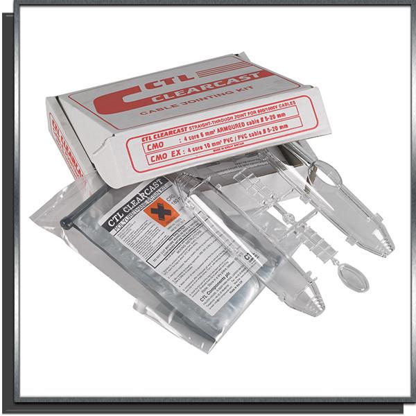 Raccord étanche Kit Clearcast complet