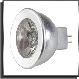 Eclairage Power Led MR16 12V 4W GU5.3