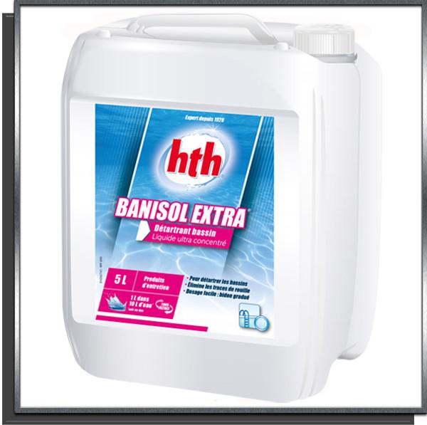Banisol extra HTH 5L