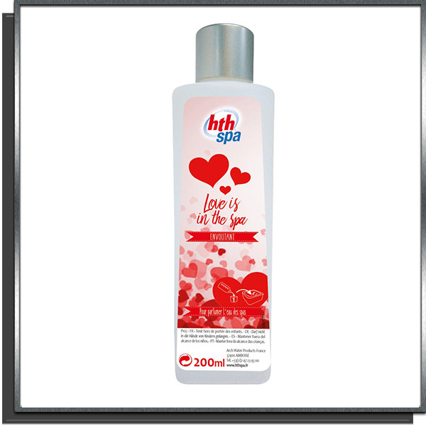 Parfum spa Love is in the spa HTH