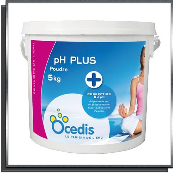 pH plus en poudre Océdis 5kg