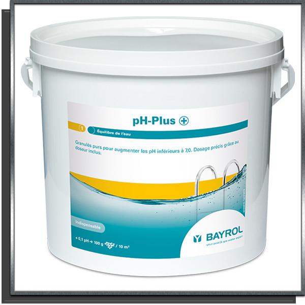 pH plus Bayrol en poudre 5Kg