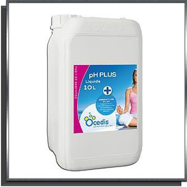 pH plus liquide 10L Océdis