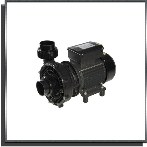 Pompe Solubloc 2V bi vitesse compatible bloc Desjoyaux