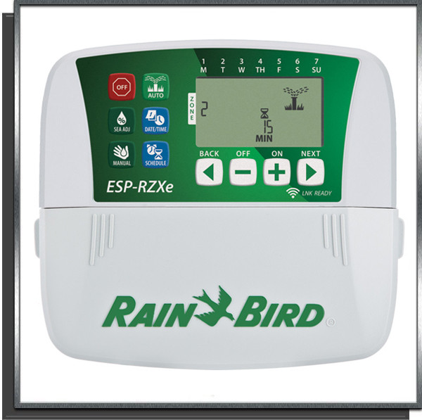 Programmateur Rain-Bird ESP-RZXe 8i Wifi