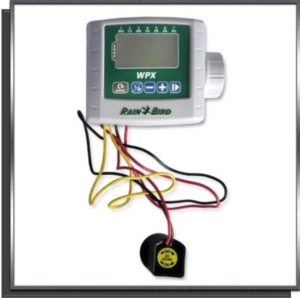 Programmateur Rain Bird WPX 1 station avec solénoïde