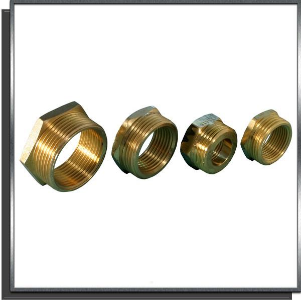 """Réduction laiton M/F 3/4"""" x 1/2"""""""