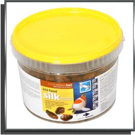 Ichi Food Silk Vers à soie 350g